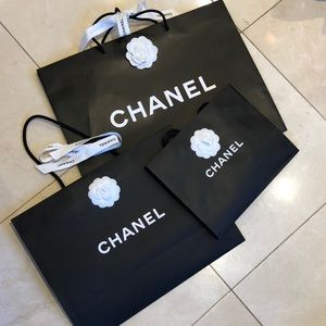 Chanel Bags set of 3